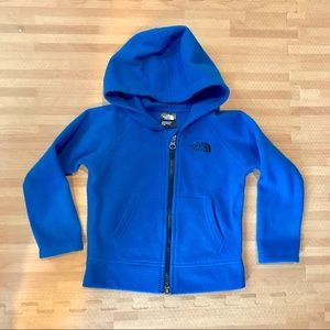 The North Face Glacier Full-zip Hoodie 2T